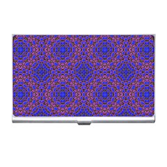 Tile Background Image Pattern Business Card Holders