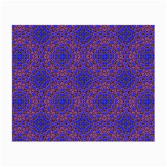 Tile Background Image Pattern Small Glasses Cloth (2-Side)