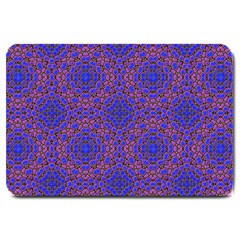 Tile Background Image Pattern Large Doormat