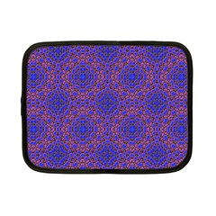 Tile Background Image Pattern Netbook Case (Small)