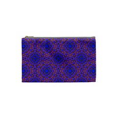 Tile Background Image Pattern Cosmetic Bag (Small)