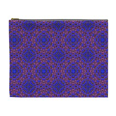 Tile Background Image Pattern Cosmetic Bag (xl)