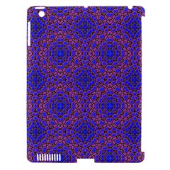 Tile Background Image Pattern Apple Ipad 3/4 Hardshell Case (compatible With Smart Cover)