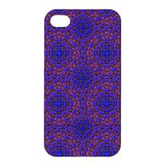 Tile Background Image Pattern Apple iPhone 4/4S Premium Hardshell Case