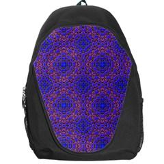 Tile Background Image Pattern Backpack Bag