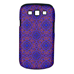 Tile Background Image Pattern Samsung Galaxy S III Classic Hardshell Case (PC+Silicone)