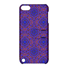 Tile Background Image Pattern Apple Ipod Touch 5 Hardshell Case With Stand