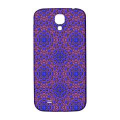 Tile Background Image Pattern Samsung Galaxy S4 I9500/I9505  Hardshell Back Case