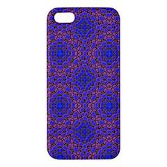 Tile Background Image Pattern iPhone 5S/ SE Premium Hardshell Case