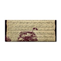 Vintage Music Sheet Song Musical Cosmetic Storage Cases