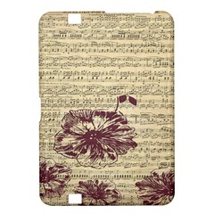Vintage Music Sheet Song Musical Kindle Fire Hd 8 9