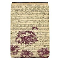 Vintage Music Sheet Song Musical Flap Covers (l)
