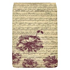 Vintage Music Sheet Song Musical Flap Covers (s)