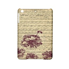 Vintage Music Sheet Song Musical iPad Mini 2 Hardshell Cases