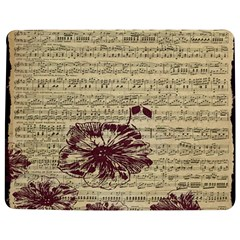 Vintage Music Sheet Song Musical Jigsaw Puzzle Photo Stand (Rectangular)