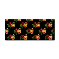Vintage Roses Wallpaper Pattern Cosmetic Storage Cases