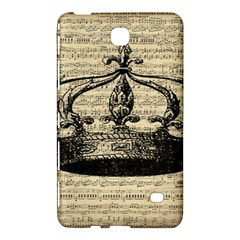 Vintage Music Sheet Crown Song Samsung Galaxy Tab 4 (7 ) Hardshell Case