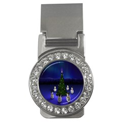 Waiting For The Xmas Christmas Money Clips (cz)
