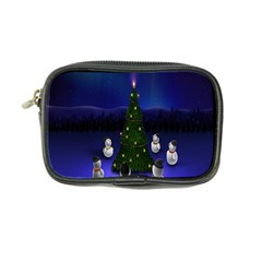 Waiting For The Xmas Christmas Coin Purse