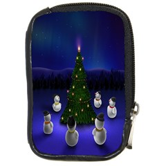 Waiting For The Xmas Christmas Compact Camera Cases