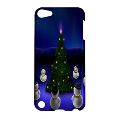 Waiting For The Xmas Christmas Apple iPod Touch 5 Hardshell Case