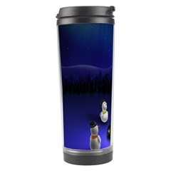 Waiting For The Xmas Christmas Travel Tumbler