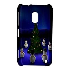 Waiting For The Xmas Christmas Nokia Lumia 620