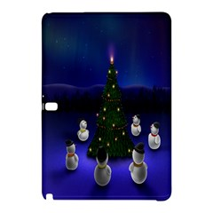 Waiting For The Xmas Christmas Samsung Galaxy Tab Pro 12 2 Hardshell Case