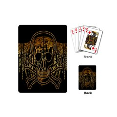 Virus Computer Encryption Trojan Playing Cards (Mini)
