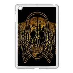 Virus Computer Encryption Trojan Apple iPad Mini Case (White)