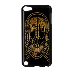 Virus Computer Encryption Trojan Apple Ipod Touch 5 Case (black)