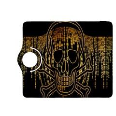 Virus Computer Encryption Trojan Kindle Fire HDX 8.9  Flip 360 Case