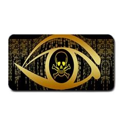 Virus Computer Encryption Trojan Medium Bar Mats