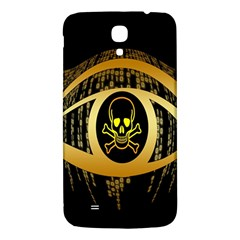 Virus Computer Encryption Trojan Samsung Galaxy Mega I9200 Hardshell Back Case