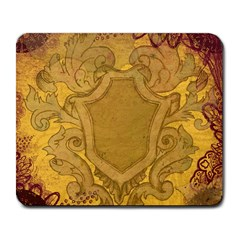 Vintage Scrapbook Old Ancient Large Mousepads