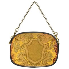 Vintage Scrapbook Old Ancient Chain Purses (One Side)