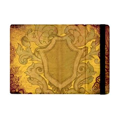 Vintage Scrapbook Old Ancient Apple Ipad Mini Flip Case