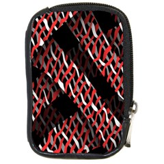 Weave And Knit Pattern Seamless Compact Camera Cases