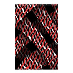 Weave And Knit Pattern Seamless Shower Curtain 48  x 72  (Small)