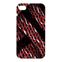 Weave And Knit Pattern Seamless Apple Iphone 4/4s Hardshell Case