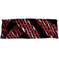 Weave And Knit Pattern Seamless Body Pillow Case (dakimakura)