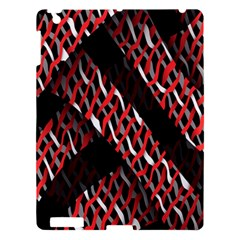 Weave And Knit Pattern Seamless Apple iPad 3/4 Hardshell Case