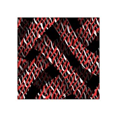 Weave And Knit Pattern Seamless Acrylic Tangram Puzzle (4  x 4 )