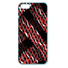 Weave And Knit Pattern Seamless Apple Seamless Iphone 5 Case (color)