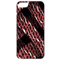 Weave And Knit Pattern Seamless Apple iPhone 5 Classic Hardshell Case