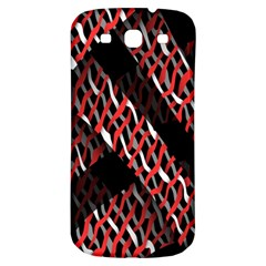 Weave And Knit Pattern Seamless Samsung Galaxy S3 S Iii Classic Hardshell Back Case