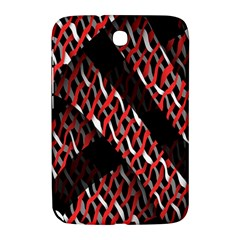 Weave And Knit Pattern Seamless Samsung Galaxy Note 8.0 N5100 Hardshell Case