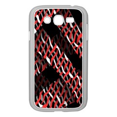 Weave And Knit Pattern Seamless Samsung Galaxy Grand Duos I9082 Case (white)