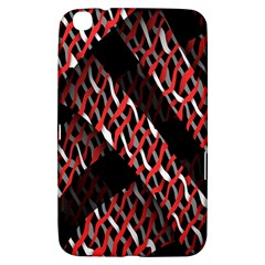 Weave And Knit Pattern Seamless Samsung Galaxy Tab 3 (8 ) T3100 Hardshell Case