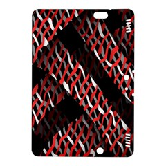 Weave And Knit Pattern Seamless Kindle Fire Hdx 8 9  Hardshell Case
